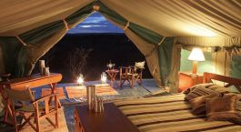 Zelt im Hotel Entim Camp, Masai Mara, Kenia