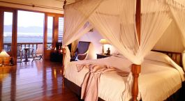 Enchanting Travels - Asia Tours - Myanmar - Inle Lake - Inle Lake View - room view