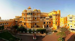 Deogarh Mahal Palace in North India