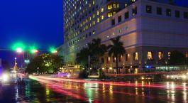 Enchanting Travels - Asia Tours - Myanmar - Sule Shangri La ( Yangon) - exterior view