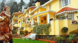 Enchanting Travels - East India Tours - Mayfair Darjeeling - Exterior view