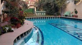 Swimming Pool Jas Villas Jaipur India