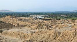 Ruinen von Sipan un Chiclayo