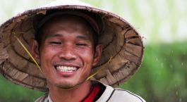 Die freundlichen Menschen sind das Highlight jeder Laos Reise