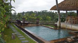 Pool at Wapa di Ume, Ubud, Indonesia
