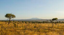 Tansania Landschaft