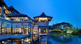Außenansicht des Le Méridien Chiang Rai Resort in Chiang Rai, Thailand