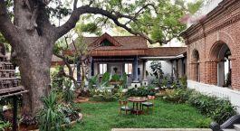 Hotel Svatma, Thanjavur, South India tour