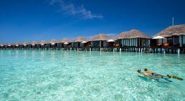 Meeresaussicht im Velassaru Maldives in Male, Malediven
