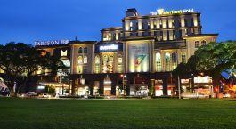 Exterior view of hotel The Waterfront Kuching, Kuching, Malaysia