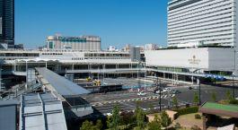 Exterior view at Hotel Granvia Hiroshima in Hiroshima, Japan