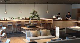 Bar at Hotel Kanra Kyoto, Kyoto, Japan