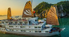 Enchanting Travels Vietnam Tours Halong Bay Bhaya Cruise Bhaya Classic - Overview