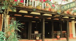 Exterior view of The Old Inn in Bandipur, Nepal