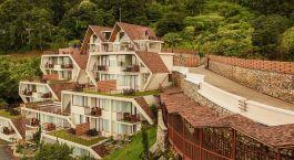 Enchanting Travels Nepal Tours Nagarkot Hotels Mystic Mountains Buillding