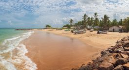 Enchanting Travels Sri Lanka Tours Beach near Kalpitiya, Sri Lanka