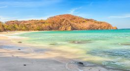 A beach in the Golfo de Papagayo in Guanacaste, Costa Rica Tour Enchanting Travels