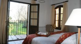 Doppelzimmer im Estancia La Sofia Boutique Hotel & Polo Resort in Buenos Aires Privincia, Argentinien