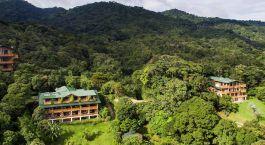 Exterior view of Hotel Belmar in Monteverde, Costa Rica