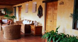 Enchanting Travels Guatemala Tours Antigua Hotels Meson de Maria Lounge