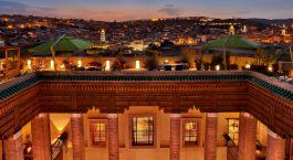 Enchanting Travels Morocco Tours Fes Hotels Karawan Riad IMG_0019