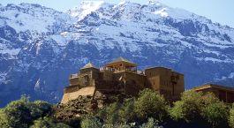 Enchanting Travels Morocco Tours High Atlas Hotels Kasbah du Toubkal Imlil KasbahMain