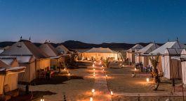 Enchanting Travels Morocco Tours Merzouga Hotels Desert Luxury Camp (1)