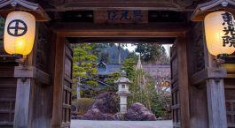 Enchanting Travels Japan Tours Koyasan Hotel Buddhist Temple Lodgings