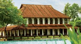 Enchanting-Travels-India-Tours-Kerala-Hotels-Taj-Kumarakom-Resort-&-Spa-Facade