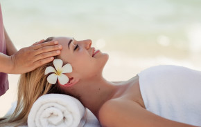 Amatara Wellness Resort - Head Massage