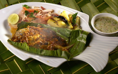 Kerala Fish, South Indian Dish, Asia