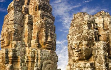 Tempel & GeBayon Tempel, Angkor Wat, Kambodscha