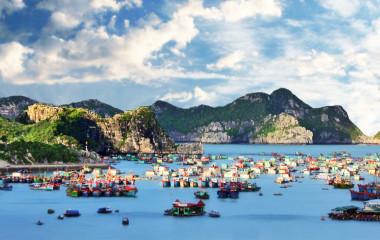 Cat Ba Island, Thailand