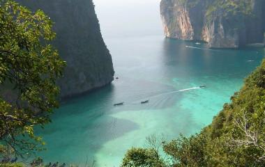 Paradies Krabi in Thailand