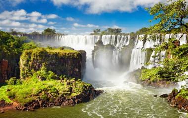 Brazil Travel Iguazu falls