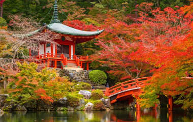 Enchanting Travels Japan Tours Kyoto scenery
