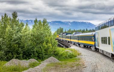 Alaska Rail trip