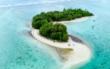 Cook Islands Urlaub - Muri Lagoon
