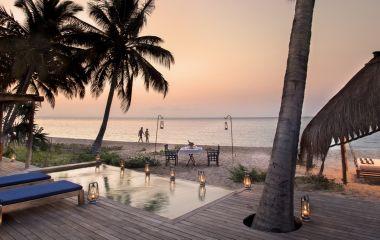 Benguerra Island Private Pool Mozambique Tours