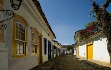 Erleben Sie auf Brasilien Rundreisen den Charme von Paraty