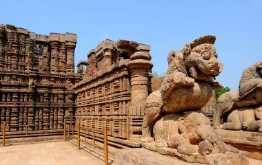 Sun Temple near Puri Things to do in East India