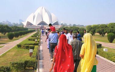 Spirituelle Begegnungen auf Indienreisen