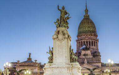 Buenos Aires Sehenswürdigkeiten: Kongressgebäude
