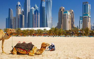 Enchanting Travels - Dubai Tours - Dubai city