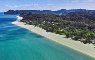 Enchanting Travels Malaysia Tours Langkawi Hotels Four Seasons Langkawi beach