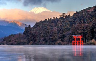 Enchanting Travels Japan Tours Hakone Shrine