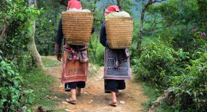 Vietnam Einheimische