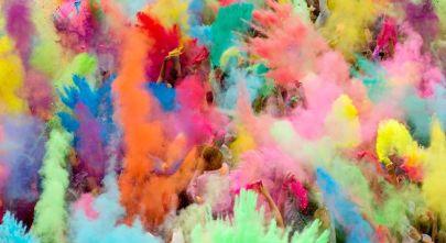 Holi- Festivals of India