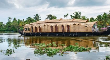 Enchanting Travels South India Vacation Backwaters in Kerala Tour (8)