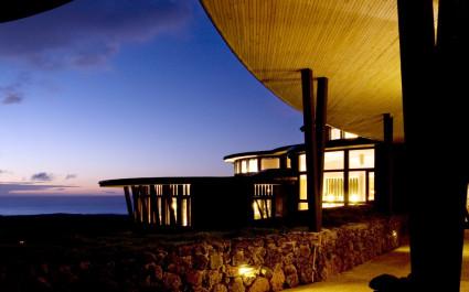 Außenansicht im Hotel Hotel Explora Rapa Nui, Chile